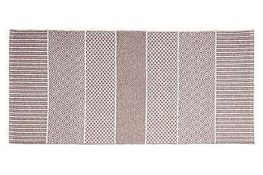 Plastmatta Alfie 70x150 Vändbar PVC Rosa