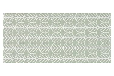 Plastmatta Deco 70x100 Vändbar PVC Grön