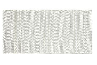 Plastmatta Elin 70x150 Vändbar PVC Oliv