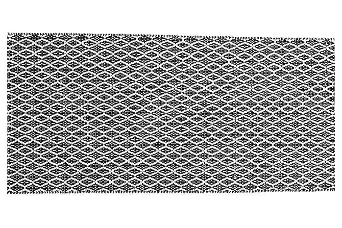 Plastmatta Eye 150x200 Vändbar PVC Svart - Horredsmattan - Inredning - Mattor - Plastmattor
