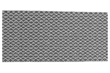 Plastmatta Eye 200x200 Vändbar PVC Svart