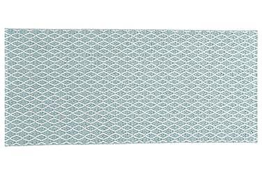 Plastmatta Eye 200x250 Vändbar PVC Turkos