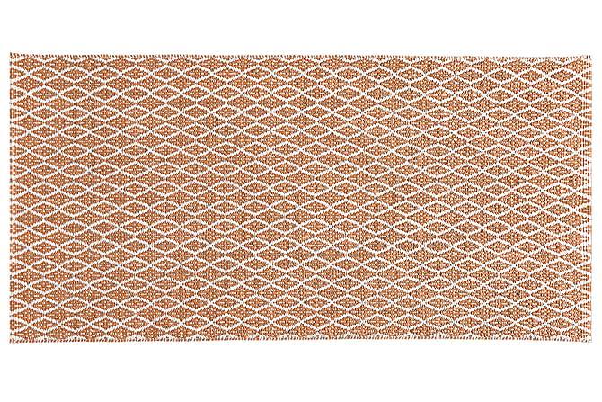 Plastmatta Eye 200x300 Vändbar PVC Rost - Horredsmattan - Inredning - Mattor - Plastmattor