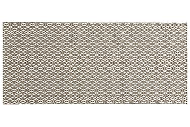Plastmatta Eye 70x250 Vändbar PVC Beige