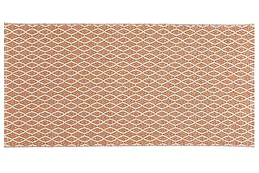 Plastmatta Eye 70x50 Vändbar PVC Rost