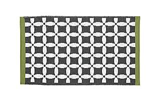 Plastmatta Floow B&W Tyr 80x280 Vändbar PVC