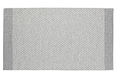 Plastmatta Floow Flake 80x350 Vändbar PVC Aska