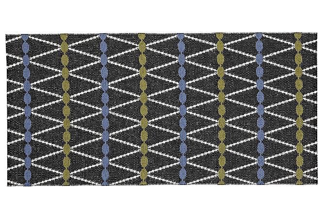 Plastmatta Floow Webb 70x140 Vändbar PVC Växt - Horredsmattan - Inredning - Mattor - Plastmattor