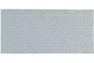 Plastmatta Ola 70x150 Vändbar PVC Blå