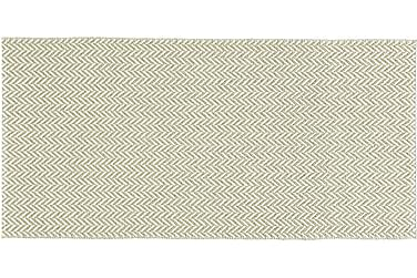 Plastmatta Ola 70x350 Vändbar PVC Oliv