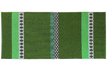 Plastmatta Savanne 70x150 Vändbar PVC Grön