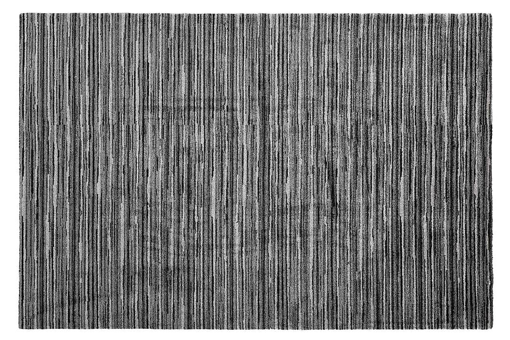 Matta Aurea Rund 160 cm Svart - VM Carpets - Inredning - Mattor - Runda mattor