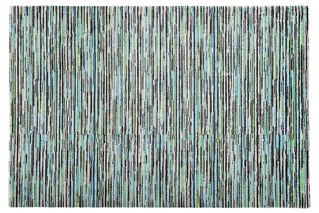 Matta Aurea Rund 240 cm Grön - VM Carpets - Inredning - Mattor - Runda mattor