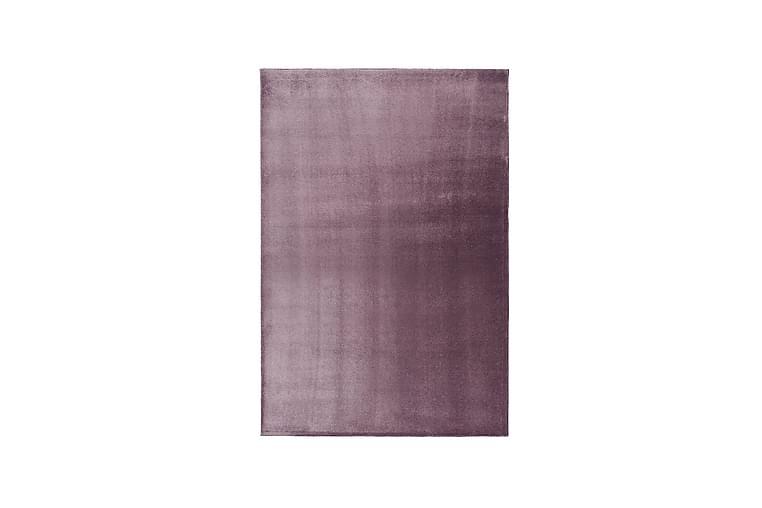Matta Satine Rund 133 cm Lila - VM Carpets - Inredning - Mattor - Runda mattor