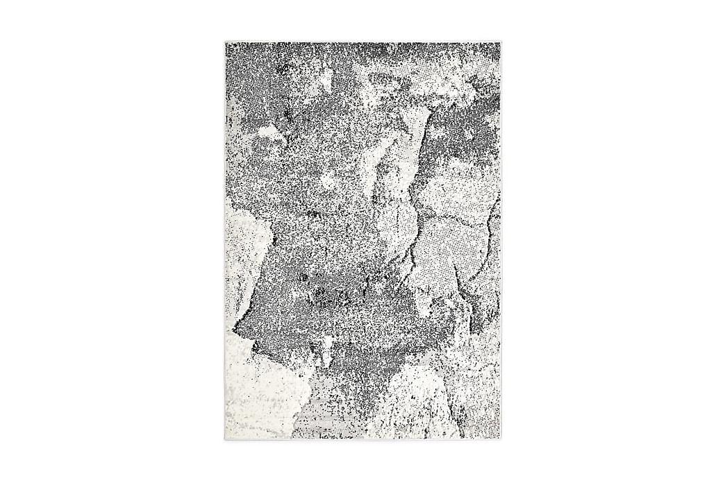 Matta grå 160x230 cm PP - Grå - Inredning - Mattor - Stora mattor
