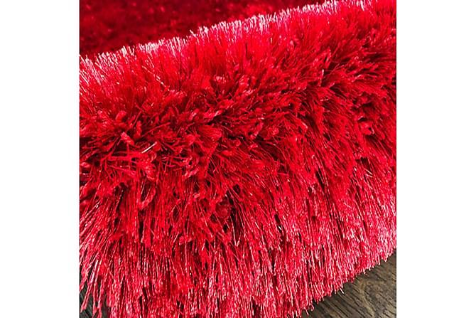 Matta Roma 200x290 - Röd - Inredning - Mattor - Ryamatta