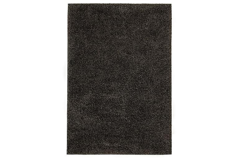 Shaggy-matta 120x170 cm antracit - Grå - Inredning - Mattor - Ryamatta