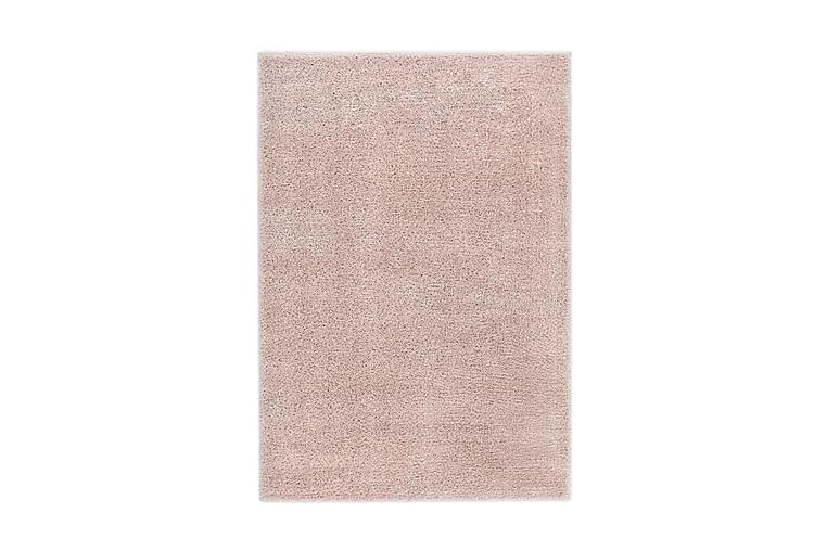 Shaggy-matta 120x170 cm gammelrosa - Rosa - Inredning - Mattor - Ryamatta