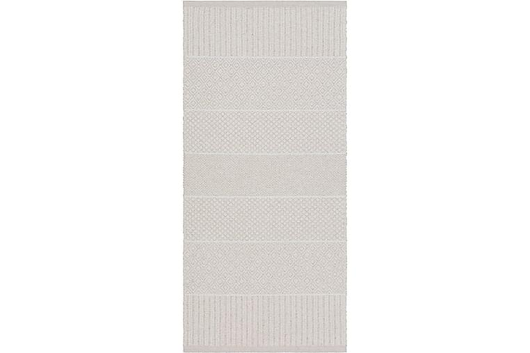 Bomullsmatta Alice Mixed 70x200 cm Offwhite - Horredsmattan - Inredning - Mattor - Små mattor