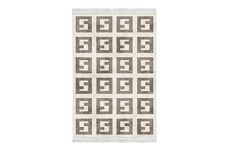 Matta Alanur Home 80x120 cm - Beige/Brun - Inredning - Mattor - Små mattor