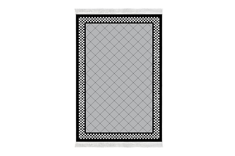 Matta Alanur Home 80x120 cm - Svart/Grå - Inredning - Mattor - Små mattor