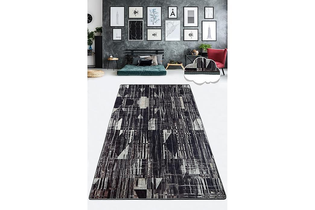 Matta Chilai 80x100 cm - Svart/Vit - Inredning - Mattor - Små mattor