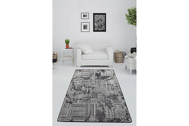 Matta Chilai 80x200 cm - Svart/Vit - Inredning - Mattor - Små mattor