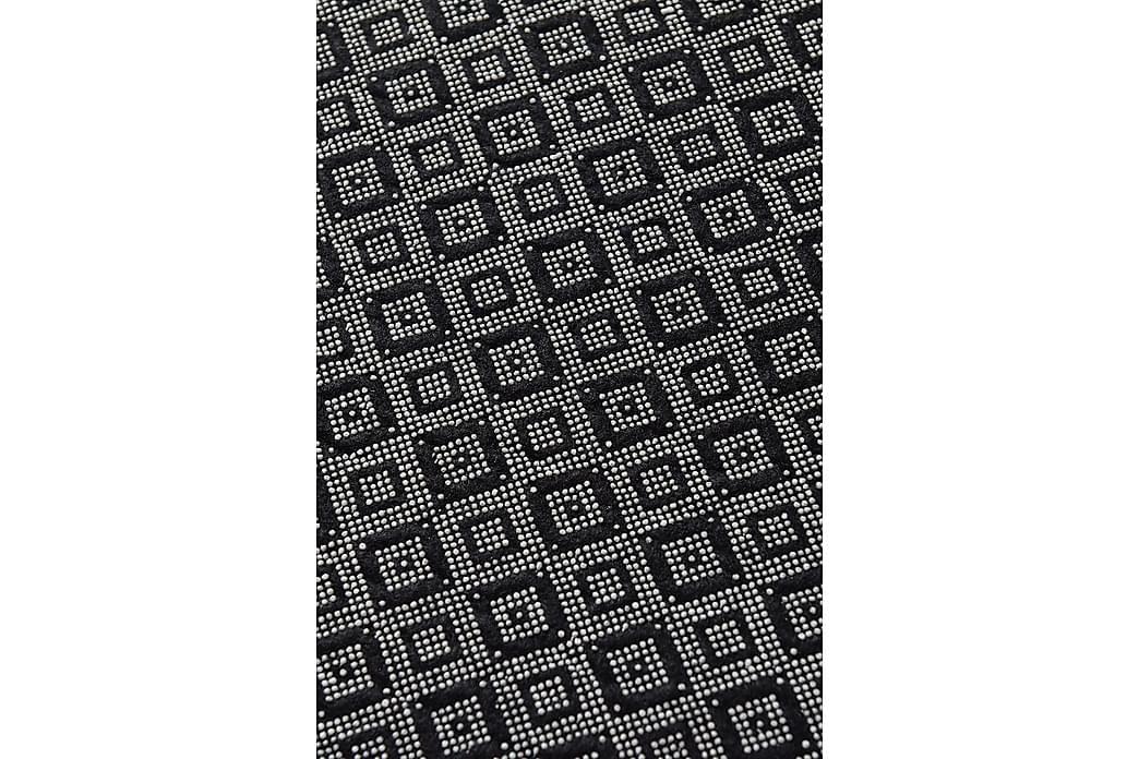 Matta Chilai 80x300 cm - Svart/Vit - Inredning - Mattor - Små mattor