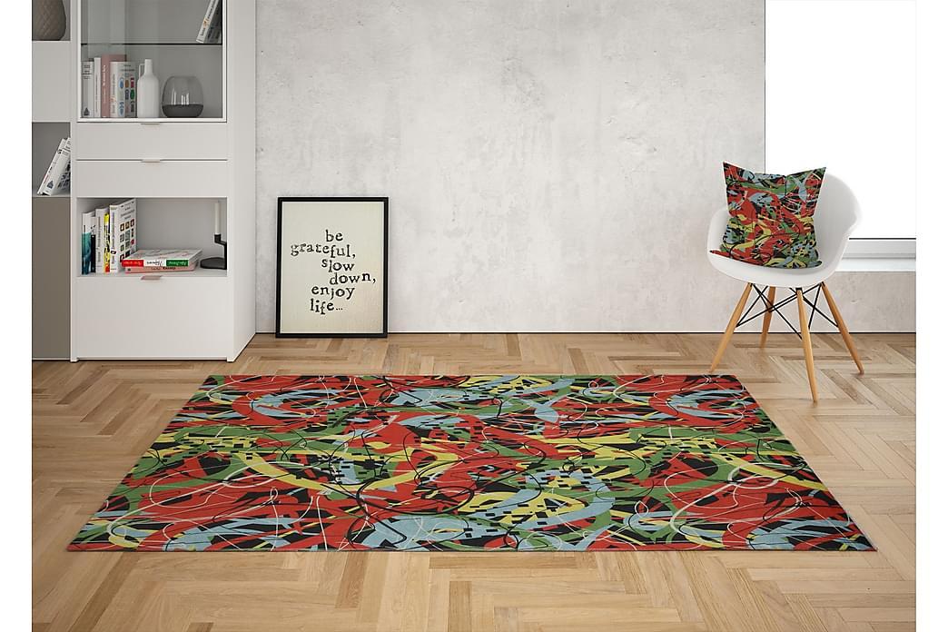 Matta Finche 80x150 cm - Flerfärgad - Inredning - Mattor - Små mattor