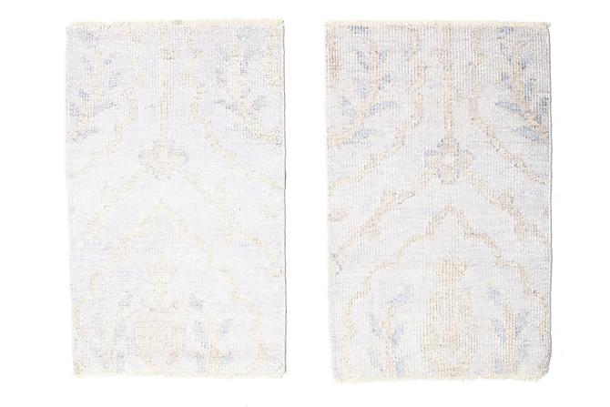 Matta Himalaya 60x90 - Beige Vit - Inredning - Mattor - Små mattor