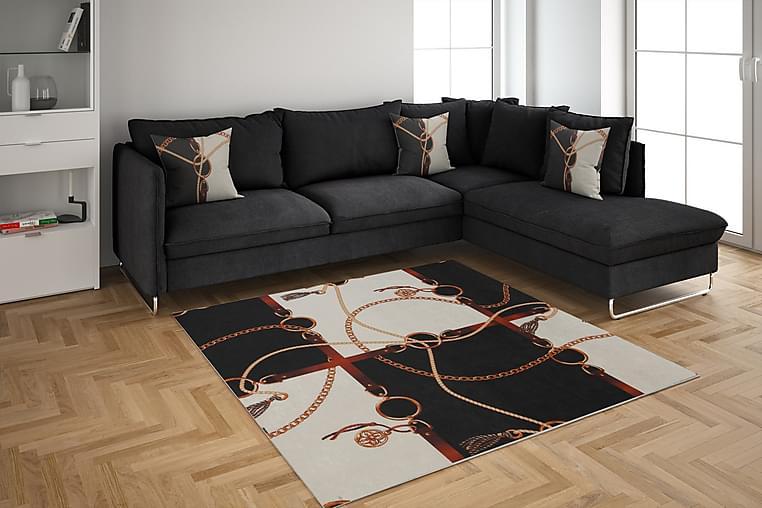 Matta Kendelan 80x150 cm - Flerfärgad - Inredning - Mattor - Små mattor