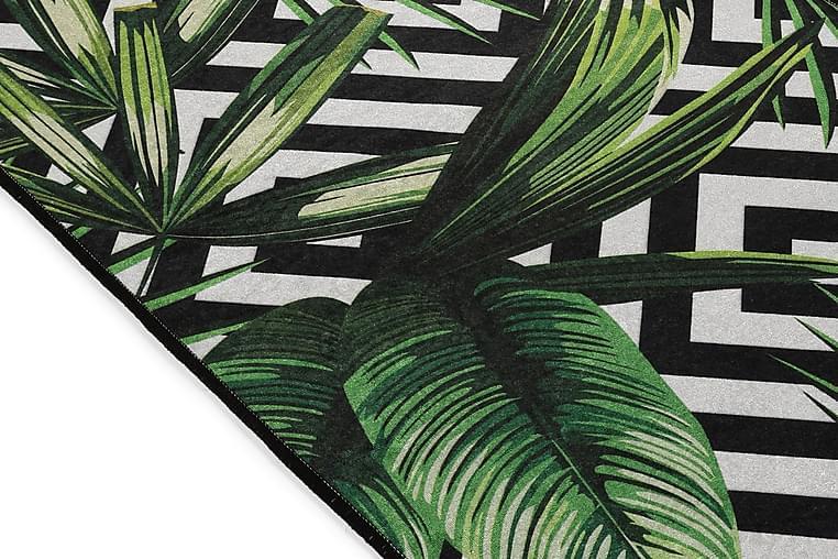 Matta Tropski 60x90 cm - Flerfärgad/Sammet - Inredning - Mattor - Små mattor