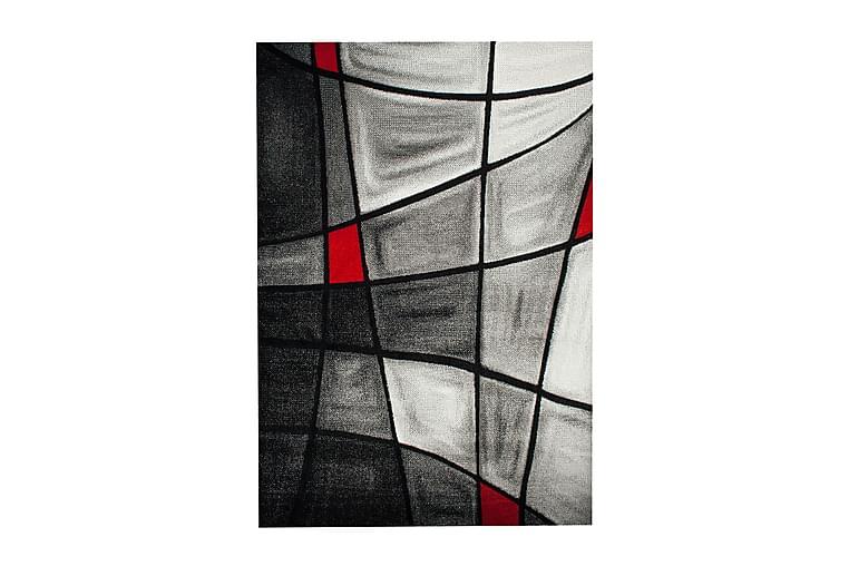 Friezematta London Brilliance 240x340 - Röd - Inredning - Mattor - Stora mattor