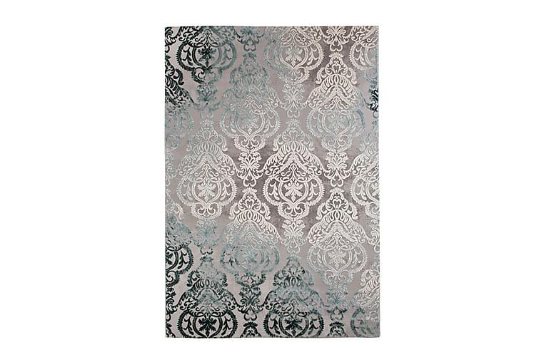 Friezematta Thema Medallion 160x230 Maskinvävd - Turkos - Inredning - Mattor - Stora mattor