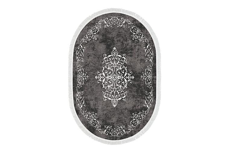Matta Alanur Home 160x230 cm - Grå/Vit - Inredning - Mattor - Stora mattor