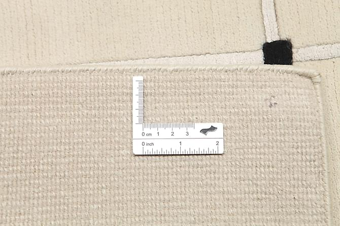Matta Himalaya 140x200 - Beige|Vit - Inredning - Mattor - Stora mattor