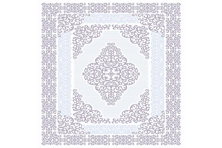Matta Homefesto 7 160x230 cm - Multifärgad - Inredning - Mattor - Stora mattor