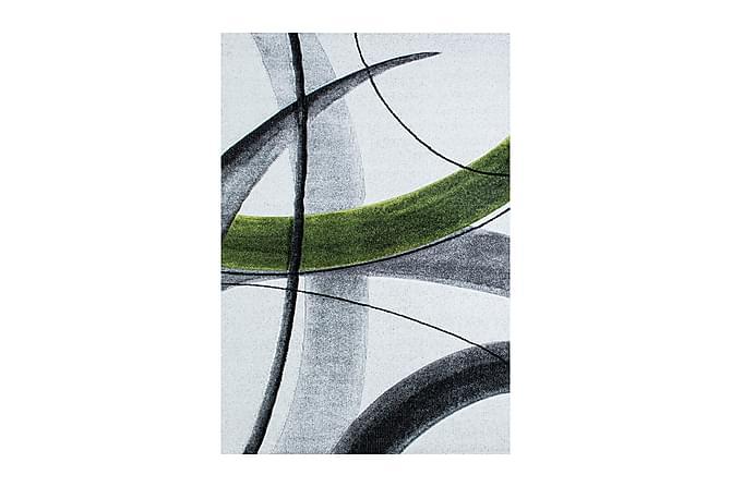 Matta Indigo Sketch 200x290 - Grön - Inredning - Mattor - Stora mattor
