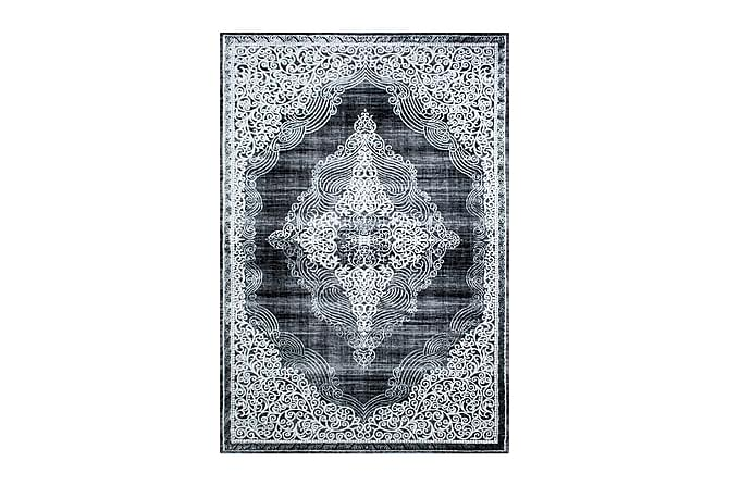 Matta Kameha Medallion 160x230 - Svart - Inredning - Mattor - Stora mattor