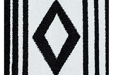 Modern Matta Black & White 133x190