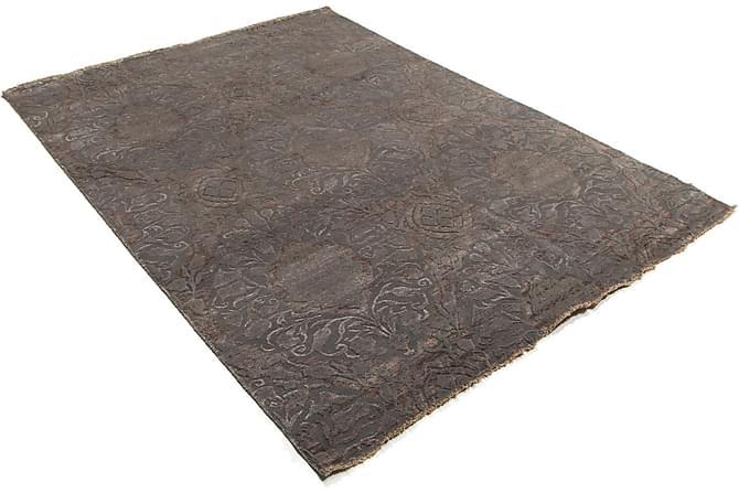 Stor Matta Damask 172x241 - Beige|Grå - Inredning - Mattor - Stora mattor