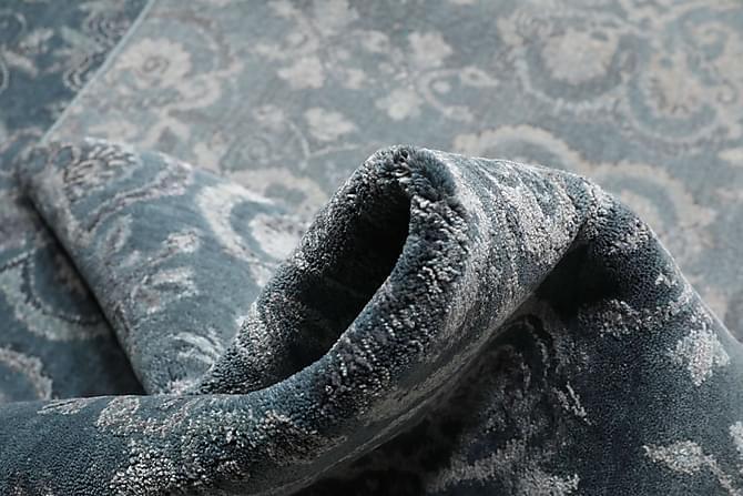 Stor Matta Himalaya 245x306 - Blå - Inredning - Mattor - Stora mattor