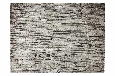 Wiltonmatta Sarek 200x290  Brun