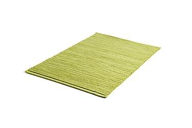 Bomullsmatta Ribb 60x90 Grön