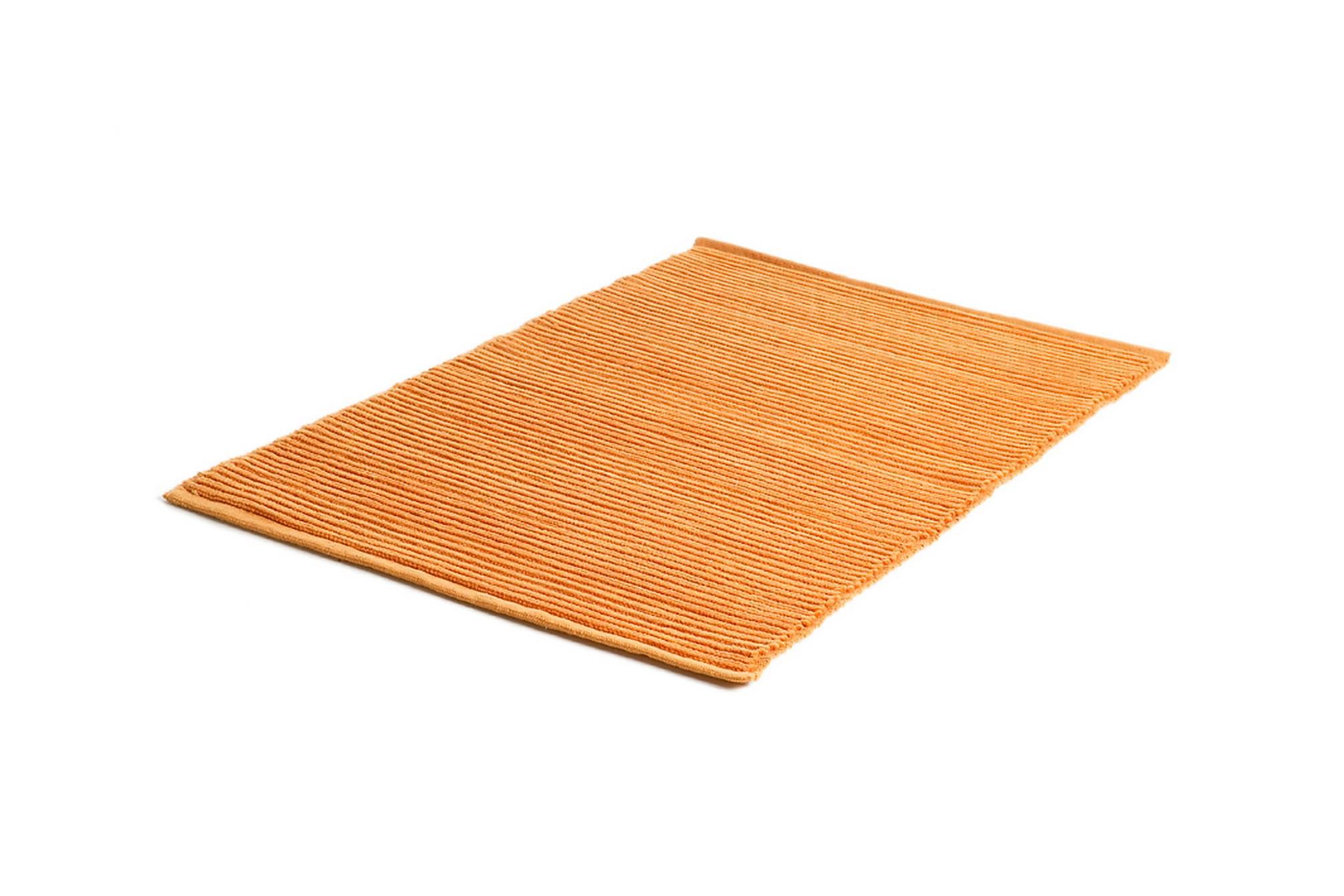 Matta ribb 60x90 cm orange for Stahlwandbecken 3 60 x 0 90