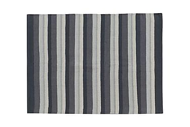 Bomullsmatta Strip 50x80 Granit