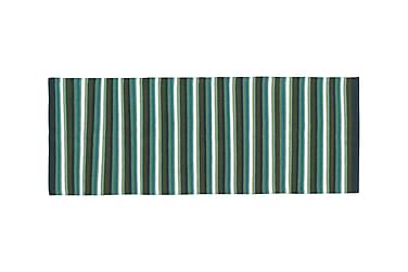 Bomullsmatta Strip 80x200 Salvia