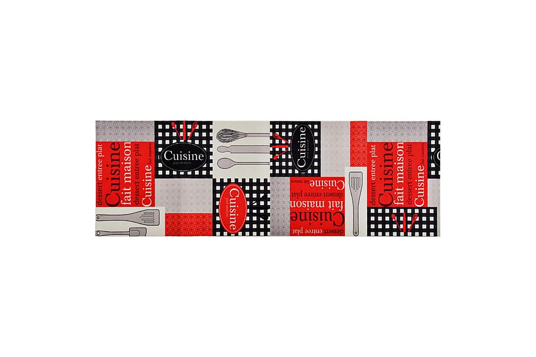 Köksmatta maskintvättbar cuisine 60x300 cm - Flerfärgad - Inredning - Mattor - Trasmattor