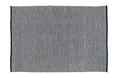 Matta Rättvik 200x290 Blå