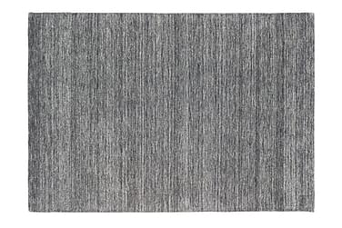 Matta Jaipur Rund 160x160 Antracit